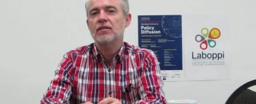 Professor Christopher Walker at International Conference on Policy Diffusion and Development Cooperation