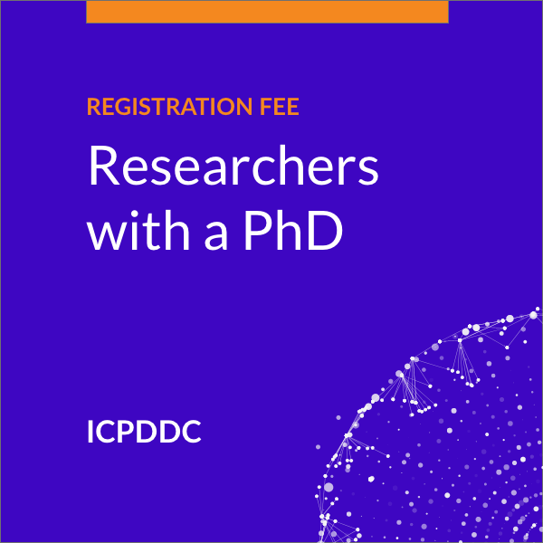 Researchers with a PhD